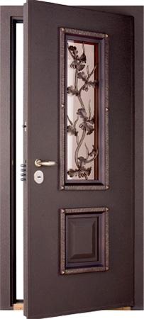 двери металлические входные 200 95